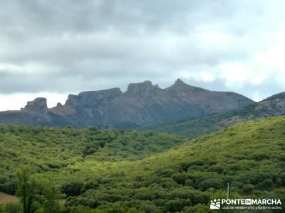Parque Natural del Moncayo; viajes de una semana excursiones desde madrid de un dia ruta por la pedr